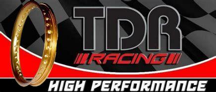 Harga Velg Tdr by Harga Velg Motor Tdr Racing Ring 17 16 14 Terbaru 2019