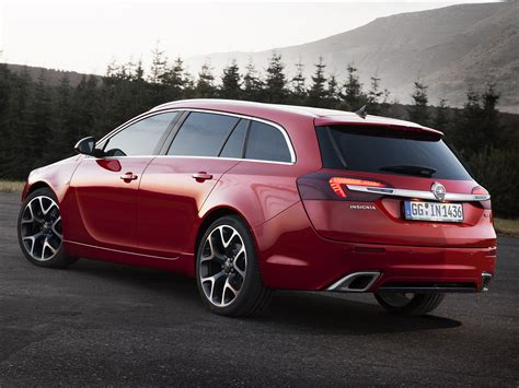 Opel Insignia Opc Sports Tourer 2018 Exotic Car Wallpapers