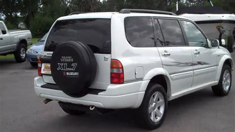 2001 Suzuki Grand Vitara Xl7 by 2001 Suzuki Grand Vitara Xl 7