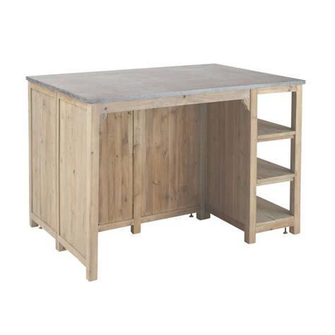 chaise pour ilot central meuble cuisine ilot central sur mesure cuisine in meuble