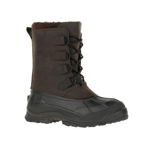 winter boots  men alborg kamik usa