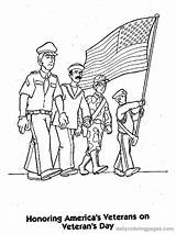 Coloring Veterans Pages Clipart Memorial Thank Preschool Sheets Flag Worksheets Veteran Adult Happy Activities Printable Clip Soldier Colouring Sheet Remembrance sketch template