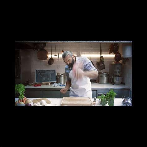 conseils pour cuisiner pub sébastien chabal donne ses conseils pour cuisiner