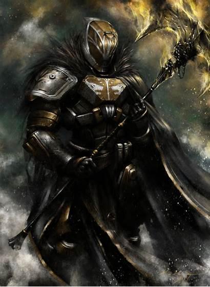 Lord Saladin Fan Destiny Moncus Brian Artwork