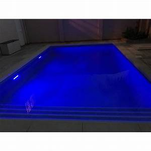 Mr Watt Solar Pool Light Solar Lighting In Ground Swimming Pool Deep Blue Color For