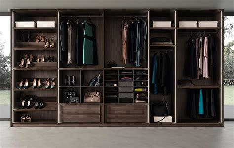 Walk In Closet Accessories by Tecnopolis Free By Presotto Habitat By Design