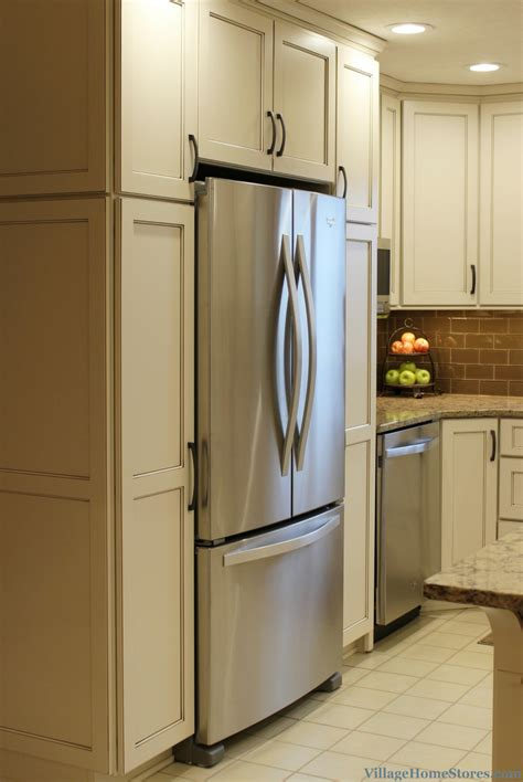 kitchen cabinets refrigerator cambria archives home stores 3199