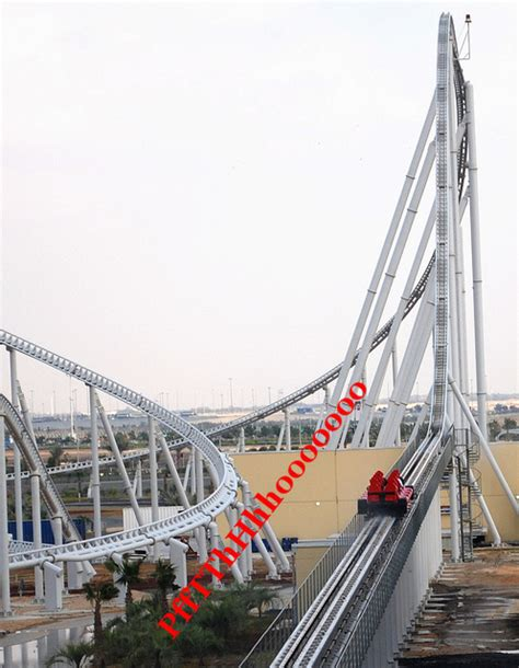 Uses a us aircraft carrier steam launch as the power generator. The Fastest Roller Coaster at Ferrari World - Abu Dhabi | Maproute Travel Blog