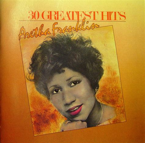 Aretha Franklin  30 Greatest Hits (cd) At Discogs