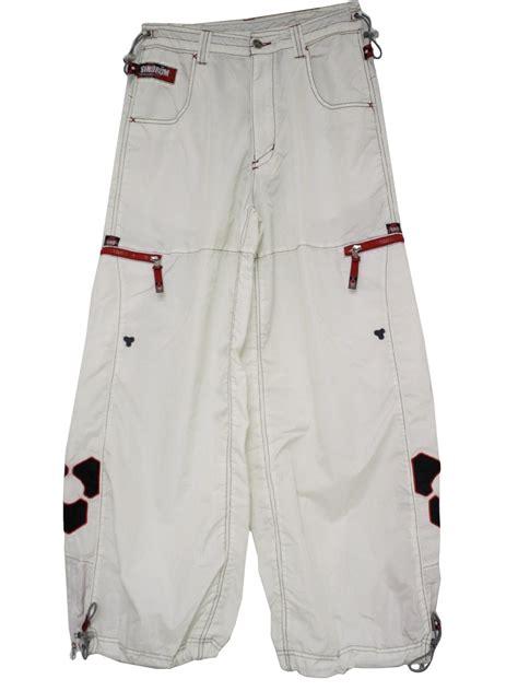vintage  pants  sindrom bio designs mens