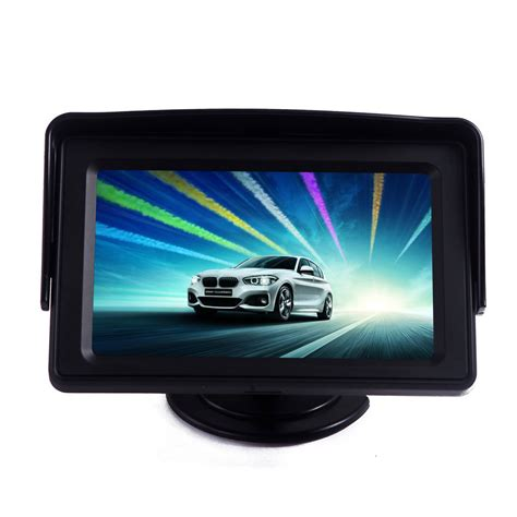 eincar  eincar   lcd monitor  car backup