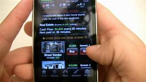 Ipod iphone app review imobsters youtube for Imobsters iphone game review