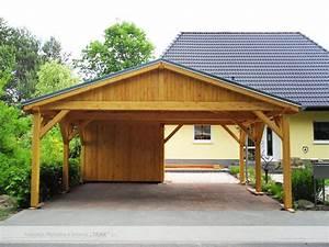 Carport Aus Holz : holzcarport satteldach eindeckung schindeln projekte 8 carports aus polen ~ Orissabook.com Haus und Dekorationen