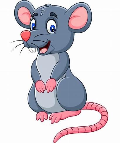 Mouse Cartoon Funny Maus Topo Lustige Cartone