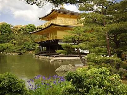 Japan Kyoto Temple Ji Kinkaku Wallpapers 1280