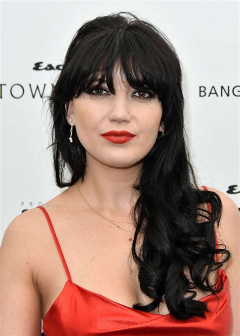 daisy lowe attends esquire townhouse launch  london