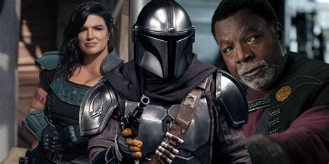 The Mandalorian Season 2 Cast Guide: Every New Character