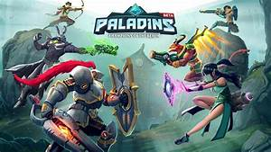 Paladins Closed Beta Hits PS4 And Xbox One Nerd Reactor