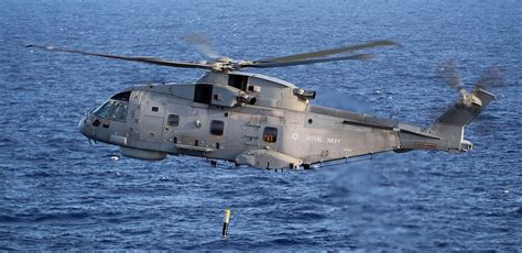 Polish Navy to equip helicopters with Thales' Flash Sonics ...