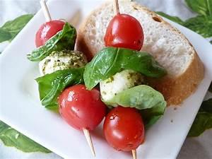 Tomate Mozzarella Spieße : tomaten mozzarella spie e rezept mit bild von aurora ~ Lizthompson.info Haus und Dekorationen