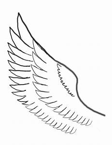 Wing Template 1 By Nyxshadowhawk1 On Deviantart