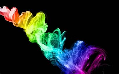 Smoke Cool Wallpapers Colorful Backgrounds Colored Dark