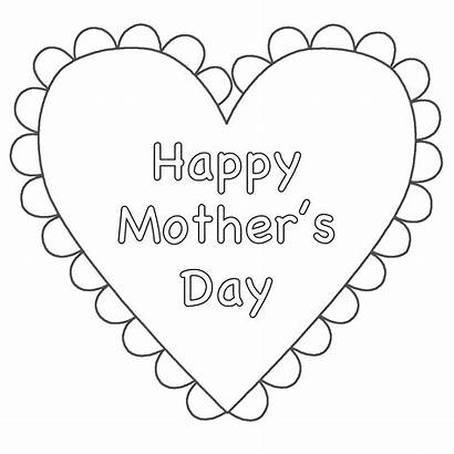 Coloring Printable Mother Cards Mothers Card Kittybabylove