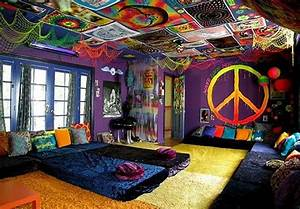 Decorating theme bedrooms - Maries Manor: Groovy Funky