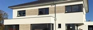 Fertighaus Mit Klinkerfassade : moderne stadtvilla gelsenkirchen modernes einfamilienhaus modernes massivhaus modernes ~ Markanthonyermac.com Haus und Dekorationen