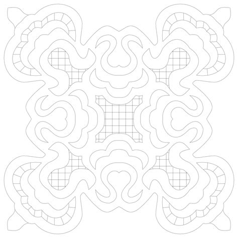 Until you're a seasoned embroiderer, utilizing a pattern for your embroidery work is a smart idea. Imaginesque: Pattern for Free-hand Embroidery and Quilting