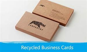 Vistaprint eco business cards choice image card design for Vistaprint recycled business cards