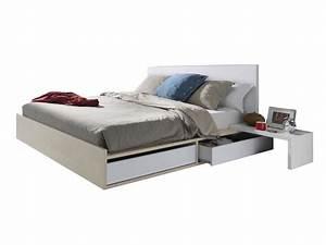 Lit Adulte Tiroir : acheter lit 160x200 sofa lit simple literie ~ Teatrodelosmanantiales.com Idées de Décoration