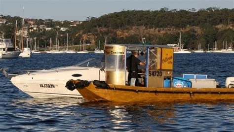 Boat Drinks by The Coffee Boat Of Middle Harbour Sydney