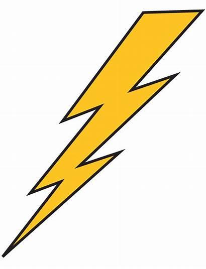Lightning Bolt Yellow Gold Tattoo Transparent Background