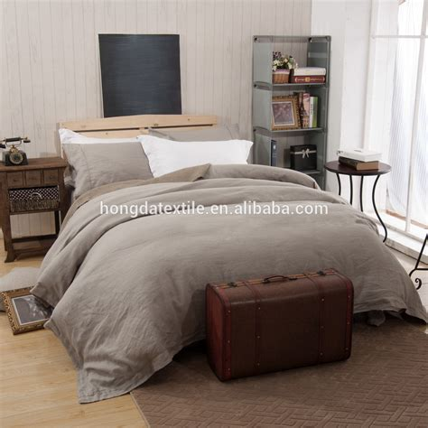 Vintage Washed Flax Linen Bedding Set,bed Sheets,belgian