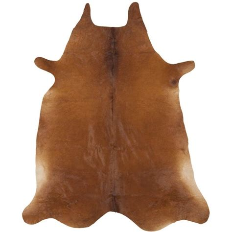 Cowhide Leather by Shop Safavieh Handpicked Hacienda Argentinian Brown