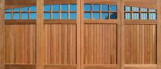wood garage doors chicago wood overhead garage doors nicksbuilding