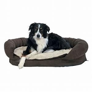 Sofa Pour Chien : sofa fabiano m moire de forme sofa orthop dique pour chien trixie wanimo ~ Teatrodelosmanantiales.com Idées de Décoration