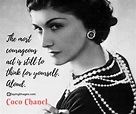 20 Coco Chanel Quotes to Fuel Your Passion | SayingImages.com