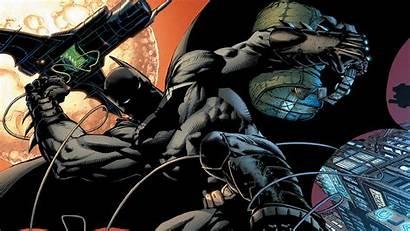Batman Comic Comics 52 Wallpapers Gadgets Books