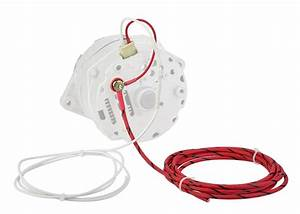 Delco Alternator 10si 3 Wire Connection Kit