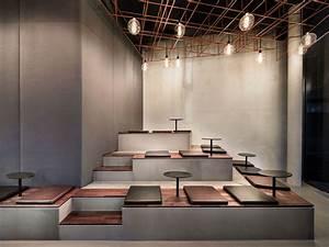 Interior Design Studium : bar lifestyle interior design industrial floor cooper rustic seating area light bulb ~ Orissabook.com Haus und Dekorationen