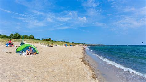camping ostsee campingplatz ostsee strand