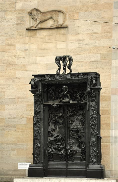 file auguste rodin s la porte de l enfer kunsthaus z 252 rich 2011 08 06 17 37 50 jpg