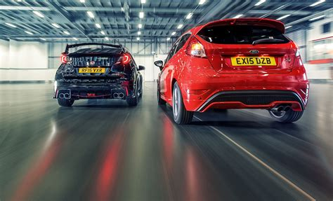 Honda Civic Type R And Ford