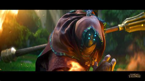 surrender   league  legends cinematic   dawn