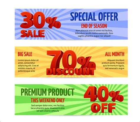 business discount coupon templates psd word ai