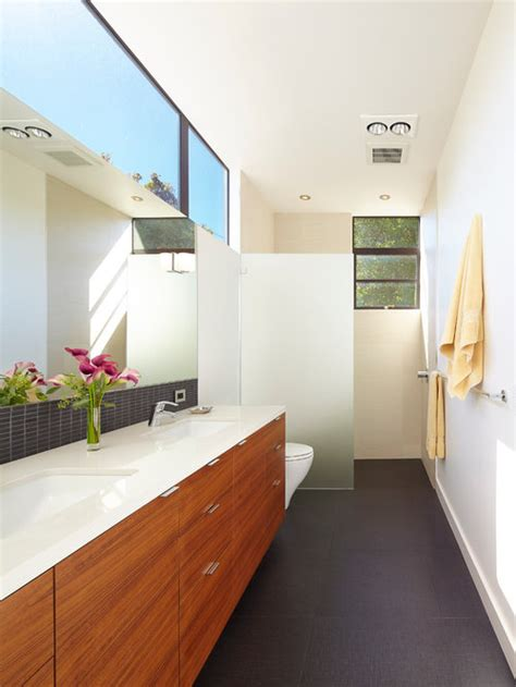 narrow bathroom design ideas remodel pictures houzz