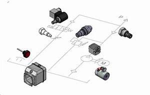 Dump Trailer Hydraulic Pump  12vdc Hydraulic Power Unit