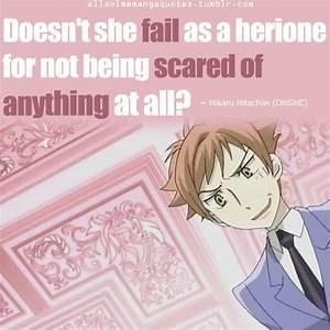 Hikaru hitachiin quote ohshc! | Anime